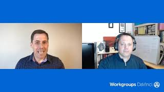 Vidéo de Workgroups DaVinci