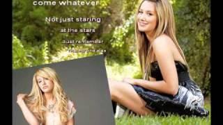 Ashley Tisdale - We'll Be Together [Karaoke/Instrumental] With Lyrics