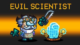 *EVIL* SCIENTIST Mod in Among Us