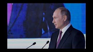 Послание Путина Федеральному собранию. Online