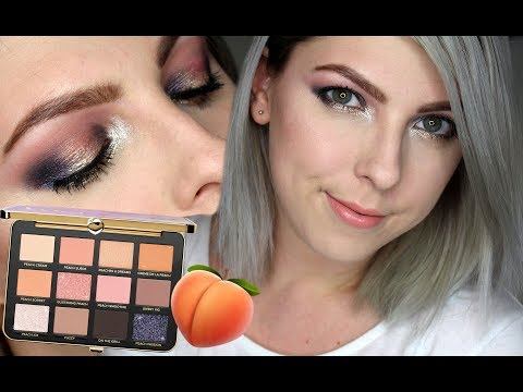 Too Faced White Peach Palette | Loutorial + Recenze