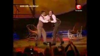 "Танцуют все!!!, Свинг ""Шерлок Холмс и Доктор Ватсон"""