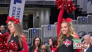 Liberty Girls Basketball Championship - Throwback