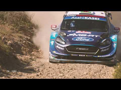 WRC - Rally Italia Sardegna 2019/ M-Sport Ford WRT: Sunday Highlights