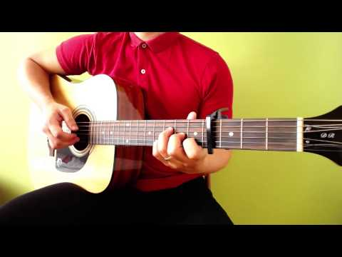 Photograph - Ed Sheeran - Beginner Fingerstyle Song Arrangement