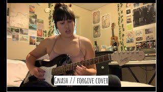 Gnash  Forgive Cover