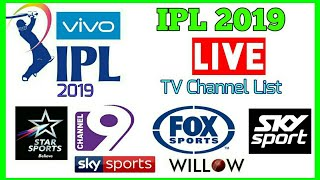 ipl 2019 live tv channel list - TH-Clip