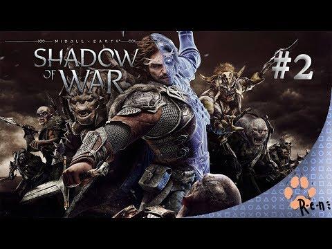 Shadow of War CZ Stream