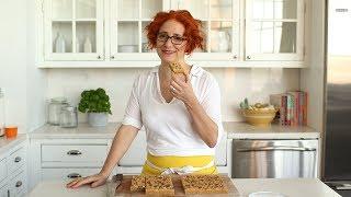 Butter-Pecan Blondies- Everyday Food With Sarah Carey