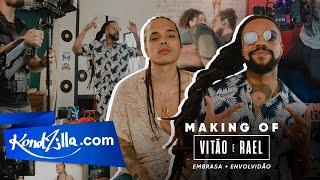 Vitão e Rael – Embrasa + Envolvidão – Making Of