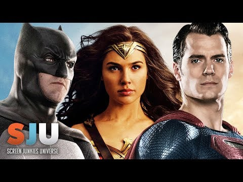 Is DC Rethinking a Shared Universe After Justice League? – SJU