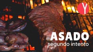 ASADO ARGENTINO - SEGUNDO INTENTO ! - YOCOMO Mucha Carne