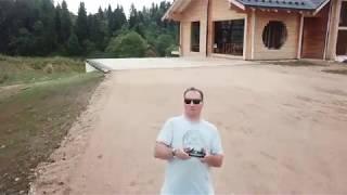 Первый опыт видео с дрона Mavic Pro