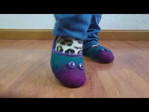 Zapatillas Fieltradas