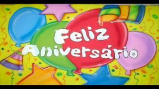 Feliz Aniversário   Parabéns Pra Você