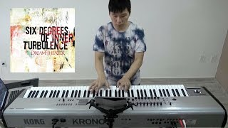 Dream Theater - Six Degrees of Inner Turbulence - 2 About to Crash keyboard cover