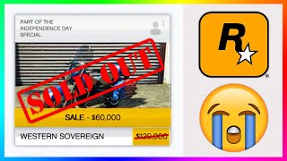 Vehicles Going Away....FOREVER? FREE Money Opportunity Worth Millions In GTA 5 Online & MORE!