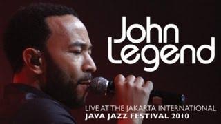 "John Legend ""Satisfaction"" Live at Java Jazz Festival 2010"