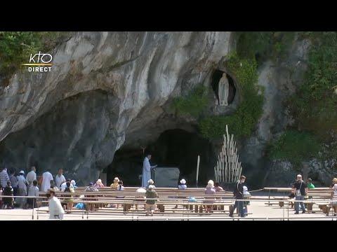 Chapelet du 30 juillet 2020 à Lourdes