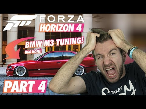 BMW M3 TUNING! | Forza Horizon 4 #04