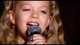 Anastasia Petrik (8-years old) & Philip Kirkorov singing Snow (English lyrics)