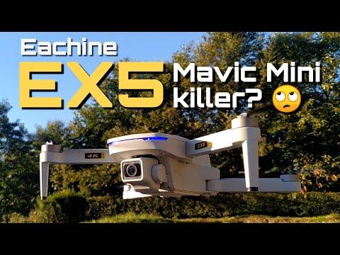 EACHINE EX5: DRONE BARATO Y LIGERO