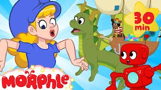 MILA IS A GIANT!! My Magic Pet Morphle   Cartoons For Kids   Morphle TV   BRAND NEW