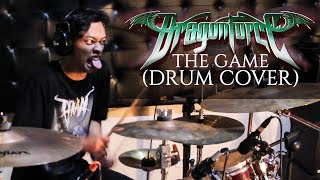 DragonForce - The Game (feat Matt Heafy of Trivium) // Drum Cover by R Wiryawan