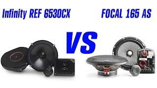 Infinity REF 6530CX vs Focal Access 165 AS. Слушать только в наушниках!