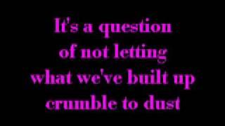 Depeche Mode - Question Of Lust (Karaoke Rendition)