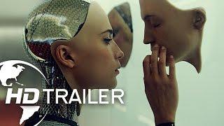 Ex Machina Film Trailer