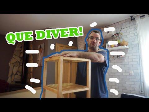 Montamos los muebles del IKEA + PROXIMO CAMPING | #VLOG204