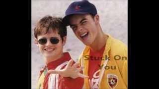 Pj and Duncan- Stuck on U Lyrics
