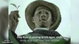Quảng cáo trà xanh Thái Lan siêu hài hước FULL Vietsub