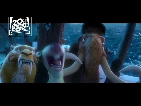 Ice Age: Continental Drift | Official Trailer 2 | 20th Century FOX