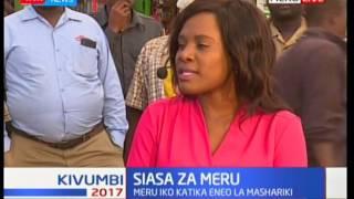 Siasa za Meru kilimo cha miraa chapewa kipao mbele: Kivumbi 2017