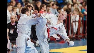 Итоговое видео с 8-х Всероссийских игр каратэ KWF