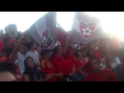 """""""Cada día te quiero más! División Del Norte"""" Barra: División del Norte • Club: Mineros de Zacatecas"""