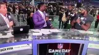 "Kevin Hart drops ""F"" Bomb on National T.V."
