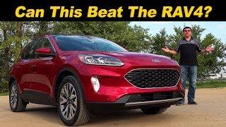 2020 Ford Escape   The Turbo Alternative