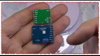 Посылка. Видео, аудио микропередатчик и приемник Boscam FPV 5.8 G