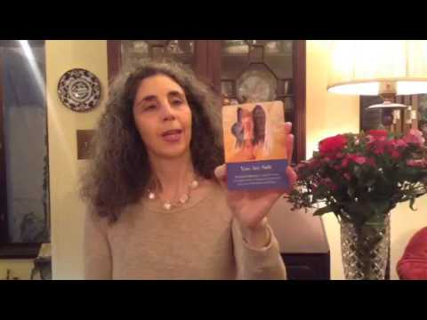You Are Safe Angel Card Reading Video with Rachel Cooley for the ...