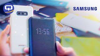 Samsung обошел Apple. Крутые чехлы для Samsung Galaxy S10. / QUKE.RU /