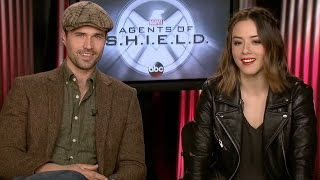 "Marvel's ""Agents of SHIELD"" Stars Bennet & Dalton Herald Big Changes, Strained Loyalties in Season 3"