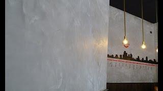 איך לבצע חיפוי קירות בבטון אדריכלי