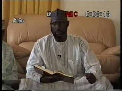 Sheikh Awwal Albany Zaria (Hukuncin Laya 1)