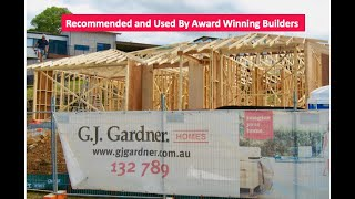 Recommended & Used by Award-Winning Builders