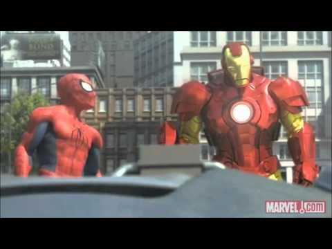 Iron Manovo dobrodružství