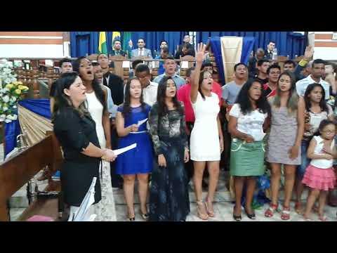 Lugar Seguro - UMADESG Louvando no Congresso de Jovens em Acrelândia - Acre