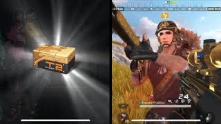 Gambar cover ROS FIRST PERSON 14 KILL WIN, X10 ADVANCE SUPPLY OPENING!(epic item)